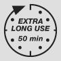 Длительная работа 50 мин