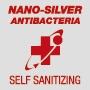Технология наносеребрения NANO-SILVER с антибактериальным эффектом