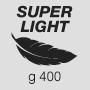 Суперлегкий 400 гр