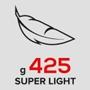 Суперлегкий 425 гр