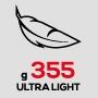 Ультралегкий 355 гр