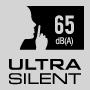 Ультратихий 65 дБ(А)