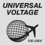 Universalspannung 100-240V