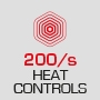 200/ мс контроля тепла