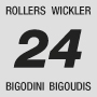 24 rollers