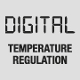 Digital temperature regulation