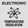 Electronic temperature regulation
