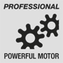 Мощный профессиональный электромотор