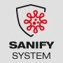 Air sanitizing system